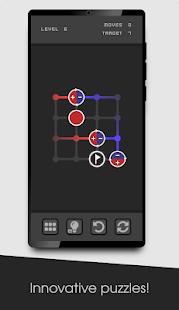 Ionitron - gioco di puzzle con magnete ionico Schermata