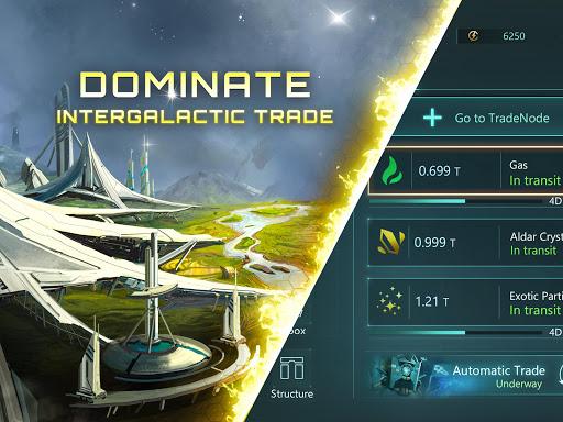 Stellaris: Galaxy Command, Sci-Fi, space strategy  screenshots 12