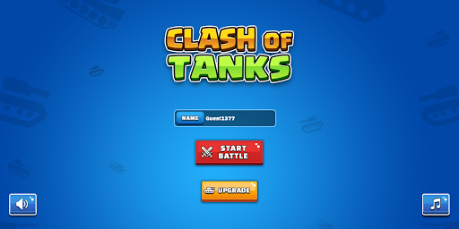 Clash Of Tanks 1.4.1 screenshots 1