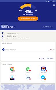 Rocket VPN Free – Internet Freedom VPN Proxy