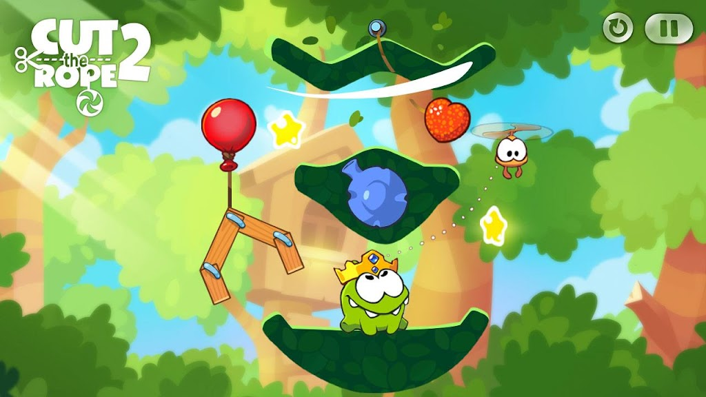 Cut the Rope 2  poster 11