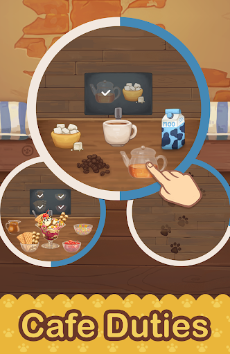 Furistas Cat Cafe - Cute Animal Care Game 2.700 screenshots 9