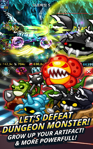 Endless Frontier - Online Idle RPG Game  screenshots 13