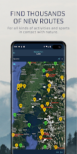 SUDA Outdoors - Adventure GPS Screenshot