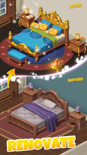 Candy Legend: Manor Design 123 screenshots 1