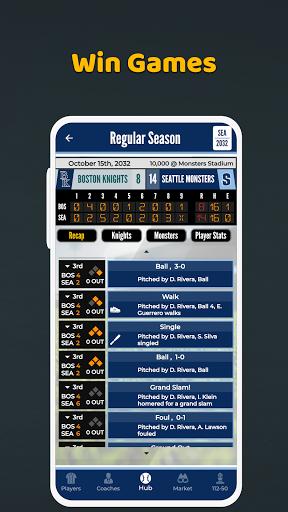 Ultimate Pro Baseball General Manager - Sport Sim  screenshots 5