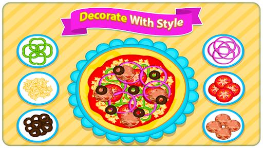 Baking Pizza - Cooking Game  screenshots 8