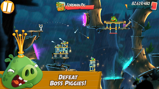 Angry Birds 2 APK MOD 2.57.1 (Unlimited Money) 9