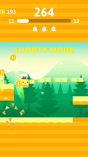 Stacky Bird: Hyper Casual Flying Birdie Game 1.0.1.26 screenshots 3
