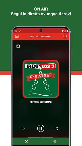RDF 102.7 CHRISTMAS screenshots 2