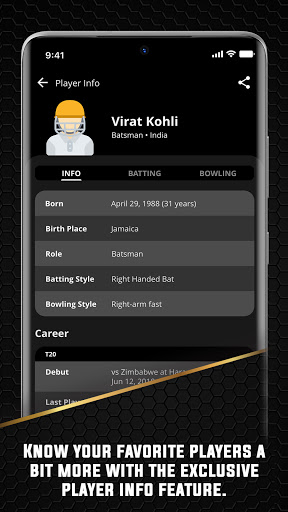 CricketExchange.com  Screenshots 6