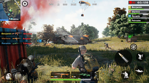 Bullet Strike - FPS Offline Encounter Shooting 3D 1.0.46 screenshots 22