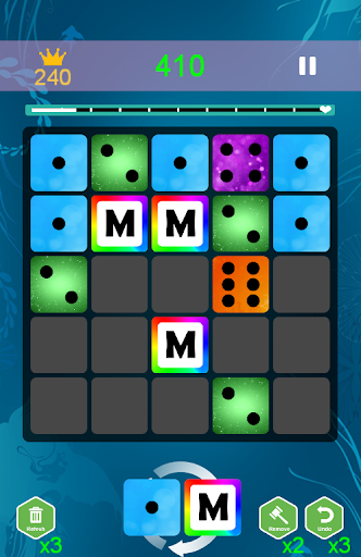 domino 7! block puzzle screenshot 2