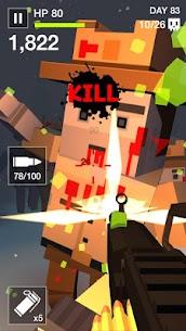 Cube Killer Zombie – FPS Survival Mod Apk 1.2.4 [Mega mod] 5