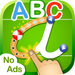 LetterSchool  Learn to Write ABC Games for Kids
