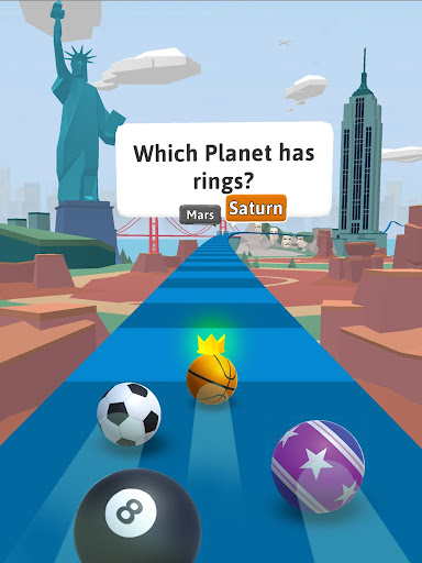 Trivia Race 3D - Roll & Answer android2mod screenshots 11