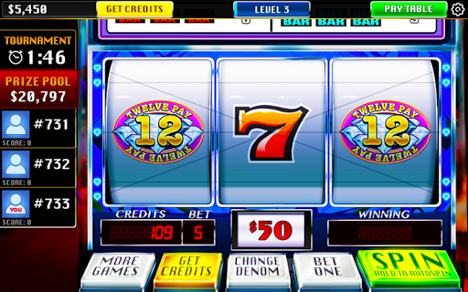 Real Casino Vegas:777 Classic Slots & Casino Games 67 screenshots 2