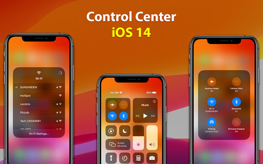 Launcher iPhone 7.2.5 Screenshots 15