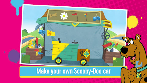 Boomerang Make and Race - Scooby-Doo Racing Game android2mod screenshots 3