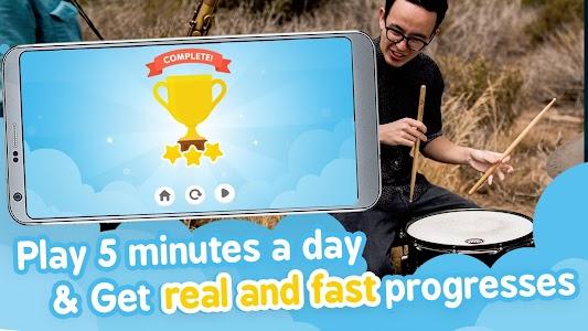 Tap and learn musical rhythm - Beat the Rhythm 1.2.2