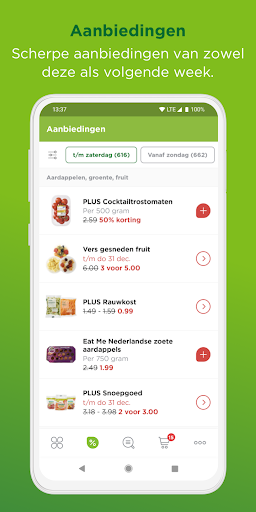 plus supermarkt screenshot 3