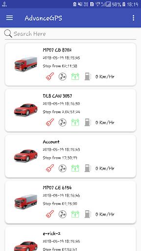 Advance Gps  screenshots 3