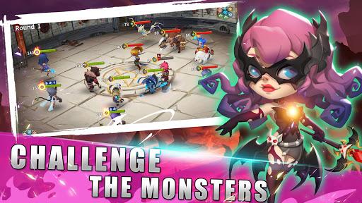 AFK Summoner : fantasy hero war modavailable screenshots 4
