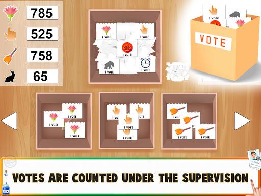 Indian Elections 2021 Learning Simulator  screenshots 6