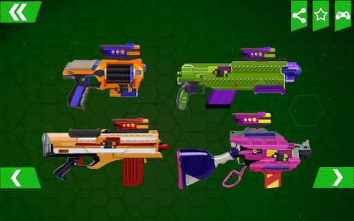 Toy Gun Simulator VOL. 3 | Toy Guns Simulator apkpoly screenshots 1