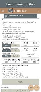 Fault Locator, COMTRADE, Electrical Power System