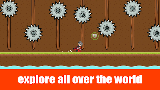 Dan's World : Adventure Game 2D For Android 2
