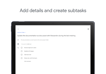 Google Tasks 2021.07.05.383046389.release Screenshots 7