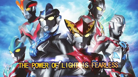 Ultraman: Legend of Heroes Screenshot