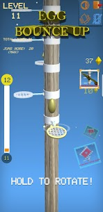Egg Bounce Up Hack Online (Android iOS) 1