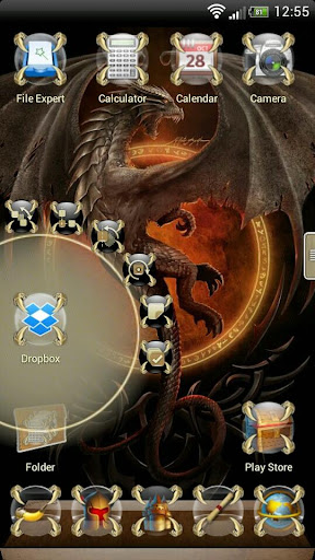 Next Launcher Dragon Theme For PC Windows (7, 8, 10, 10X) & Mac Computer Image Number- 8