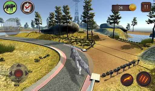 Wolf Dog Simulator 1.0.6 screenshots 16