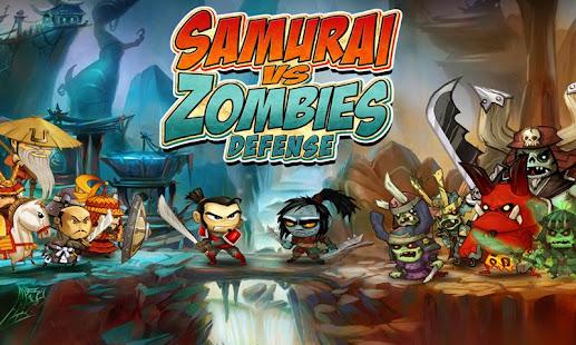 SAMURAI vs ZOMBIES DEFENSE Mod