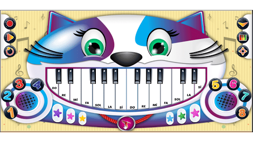 Meow Music - Sound Cat Piano  screenshots 11