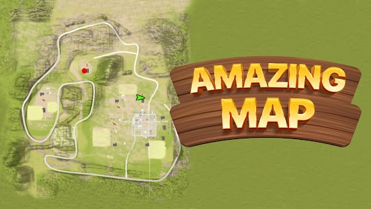 Real Farm Tractor Game 2021 3D Apk 3
