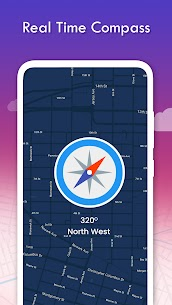 Real-time GPS, Maps, Routes, Direction and Traffic 2