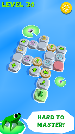 Frog Puzzle ud83dudc38 Logic Puzzles & Brain Training  screenshots 2