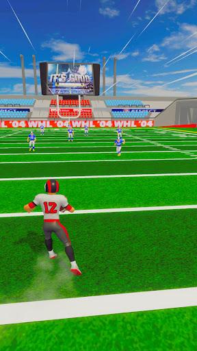 Hyper Touchdown 3D  screenshots 4