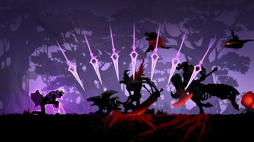 Shadow Knight Premium: Stickman & Fighting Game screenshots 9