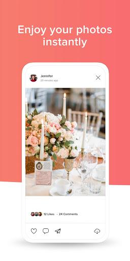 WedShoots - Wedding Photo Sharing 3.1.13 screenshots 2