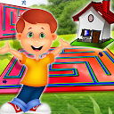 Children Maze : Educational Maze Game