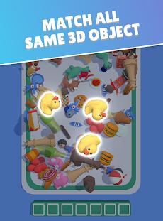 Match Triple 3D - Matching Relaxing Gameのおすすめ画像5