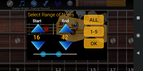 Bass Guitar Tutor Pro APK (PAID) Download Latest 6