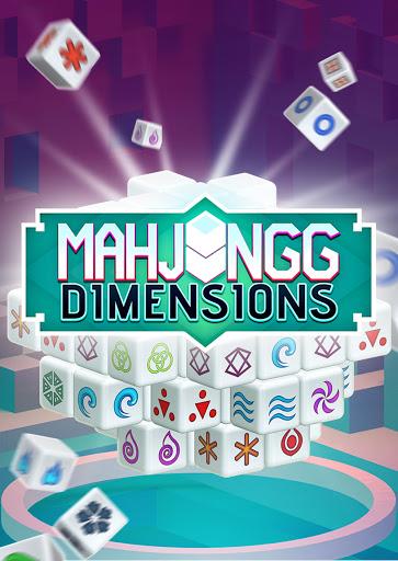 Mahjongg Dimensions - Original Mahjong Games Free Latest screenshots 1