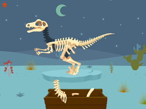 Jurassic Dig - Dinosaur Games for kids apkmr screenshots 10