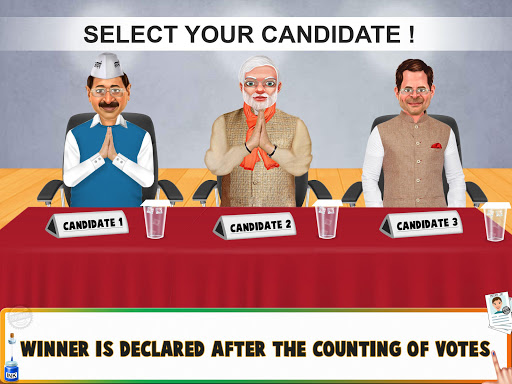 Indian Elections 2021 Learning Simulator  screenshots 7